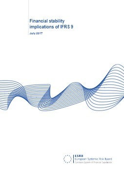 ESRB Report, Financial stability implications of IFRS 9 - cover image