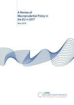 A Review of Macroprudential Policy in the EU in 2017 - cover image d1ad7277597