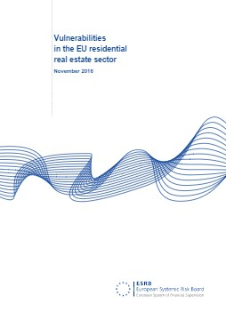 Vulnerabilities in the EU residential real estate sector - cover image
