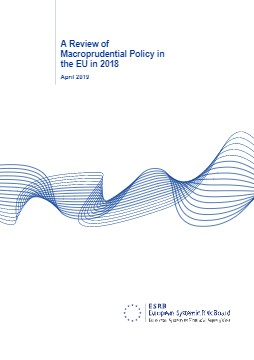 A Review of Macroprudential Policy in the EU in 2018 - cover image